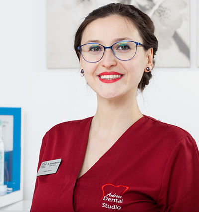 Dr Andra Stanciu